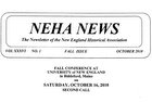 NEHANewsFall2010
